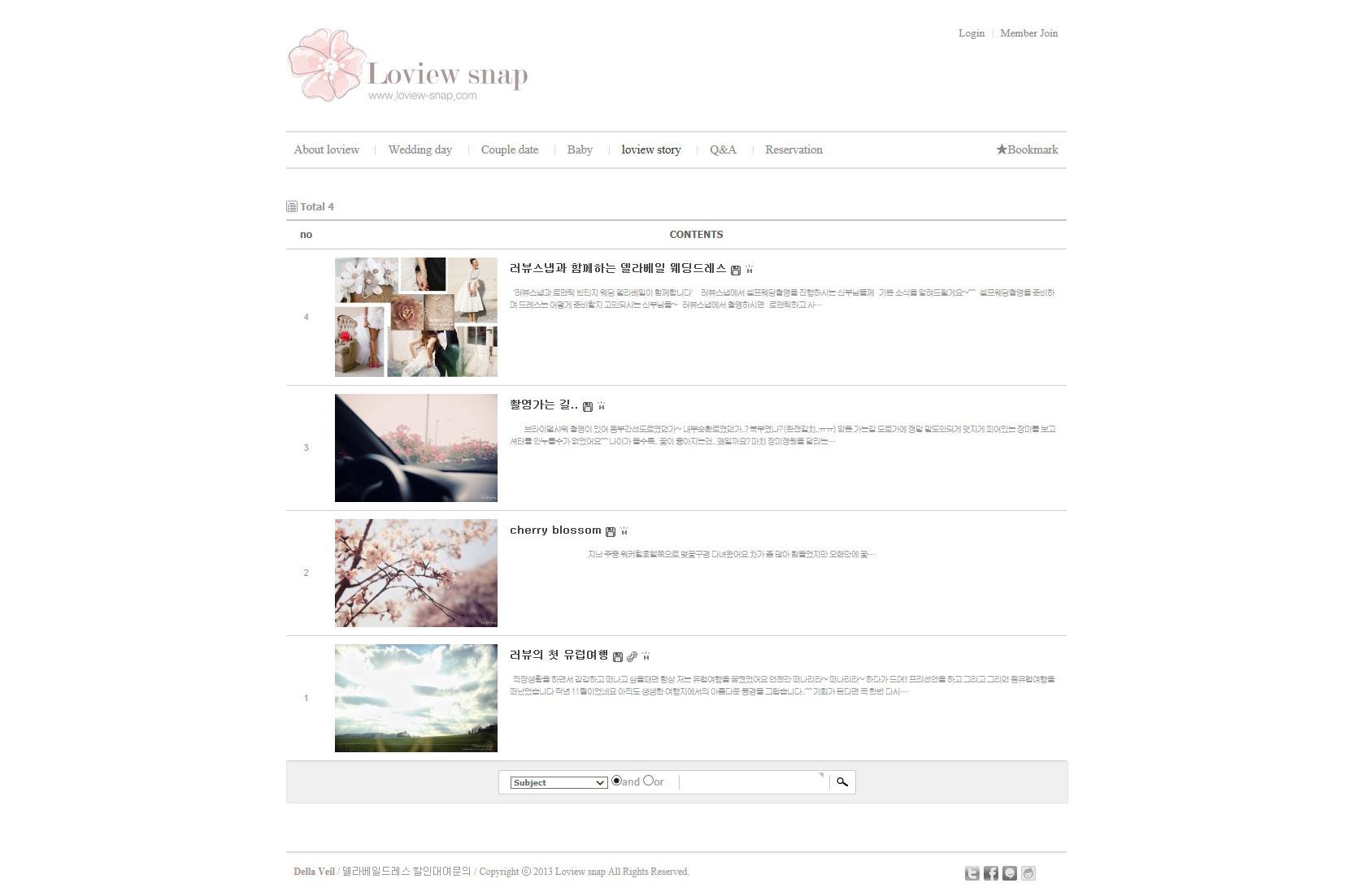 Loview snap