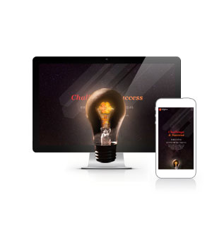한별전기(주) 반응형 웹사이트 제작